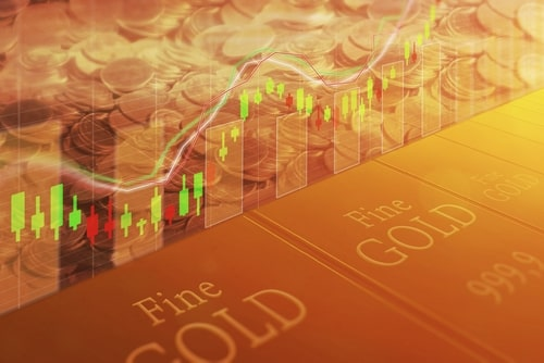 Gold Vs. Shares: