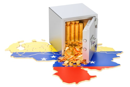 Venezuela Sells $400 Million In Gold As Metal Hits 4-Month Lows … Coincidence? Analysts Weigh In