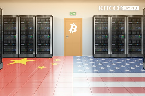 Crypto Miners Adjust Operations As U.S. And China Trade Heats Up
