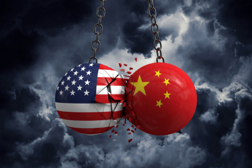 Image result for trade war with china news