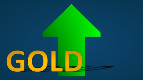 Gold Breaches $1,400
