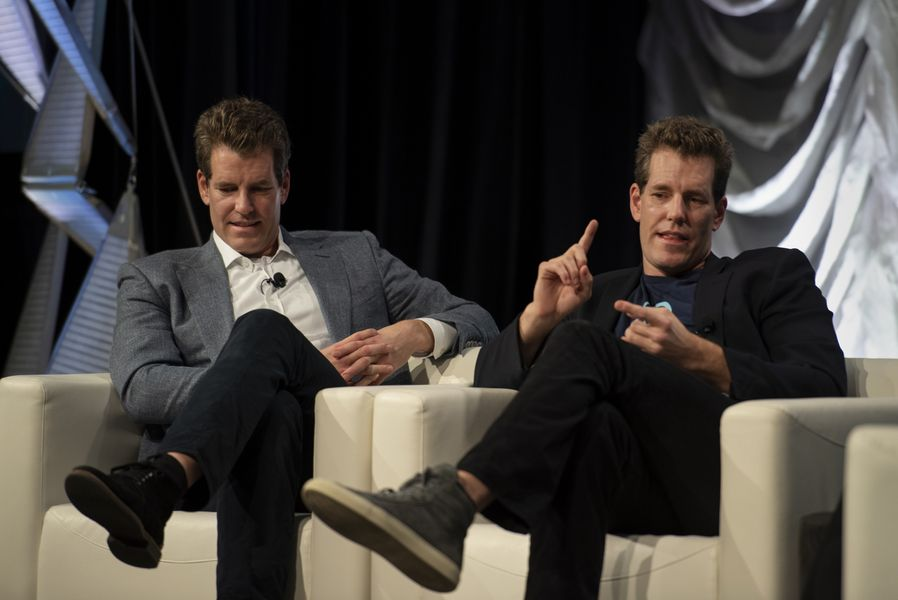 Winklevoss Twins Fortune Doubles in 2019 Reclaiming 'Bitcoin