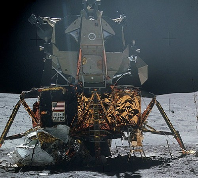 NASA's Relationship With Gold As World Celebrates 50th Anniversary Of Apollo 11 Moon Landing