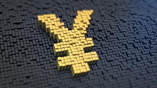 Goldman Chooses Japanese Yen Over Gold As Best Hedge