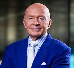 mark mobius - News Bites Billionaire Hedge Fund Owner Mark Mobius Says Gold Is Going Up, Up, Up