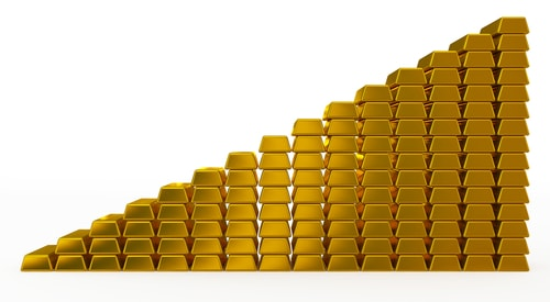 What's capping gold price gains?