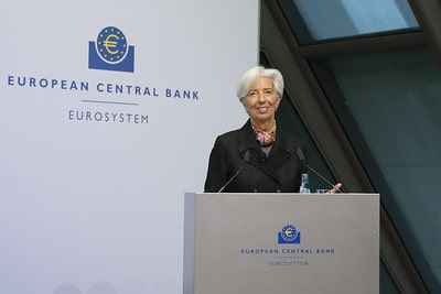 'Unchartered territories': Lagarde talks first ECB review in 16 years; gold in euros under pressure
