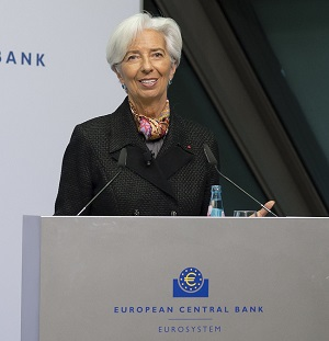 Gold sees short term boost as ECB's Lagarde reiterates 'highly accommodative' monetary policy