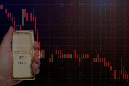 Trump's tweet tanks gold price rally despite downbeat U.S. data and dovish ECB