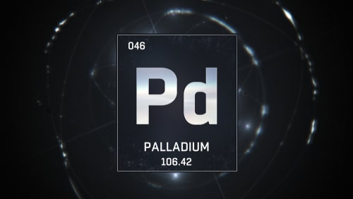 Palladium hits record highs as prices trade above $2,000