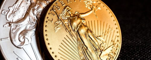 The overdue correction begins: How much can gold price, silver price fall?