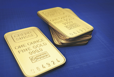 Societe Generale sees gold price averaging $2,200 in Q1 2021 1