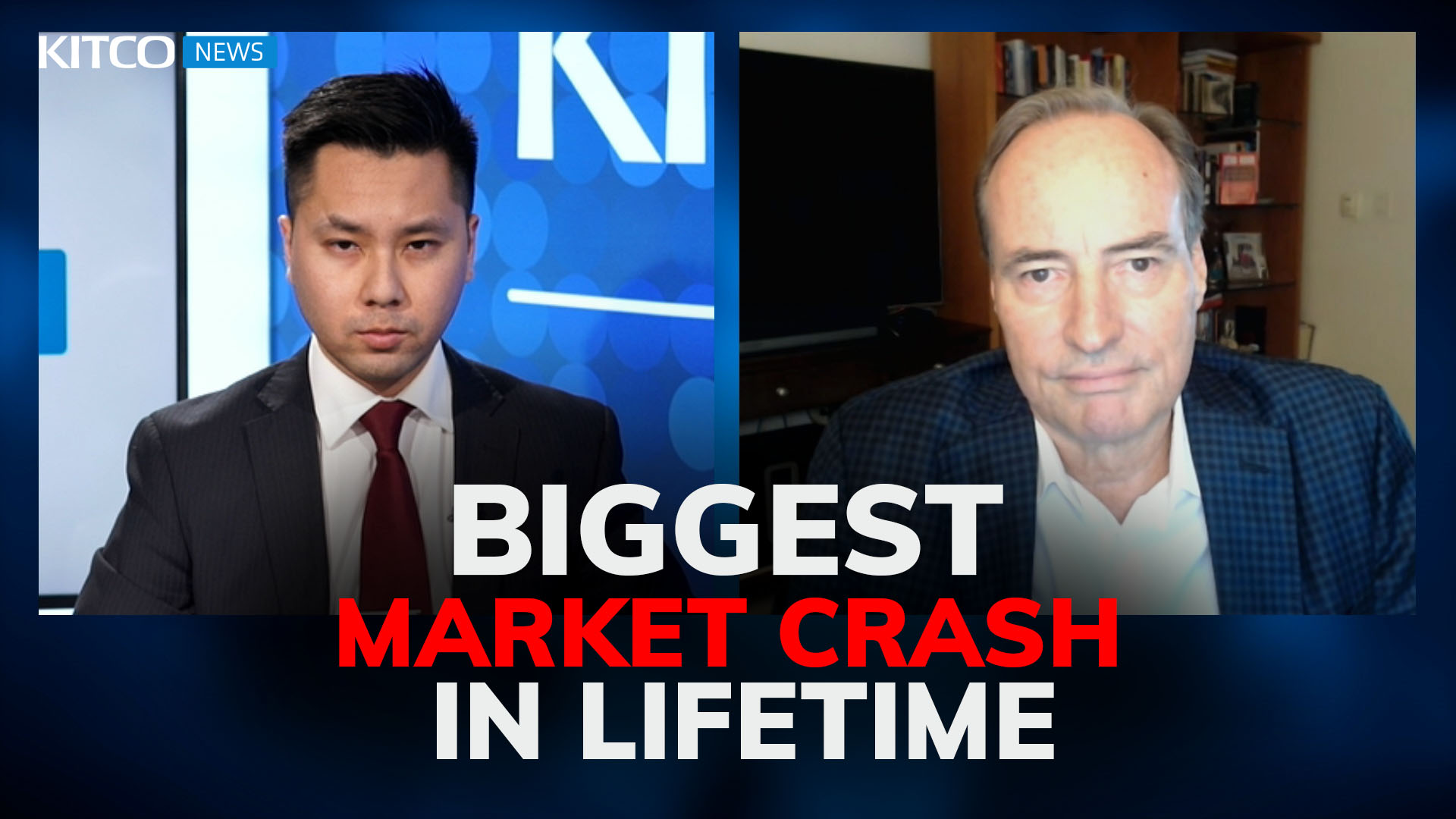 Harry Dent: Stocks to crash 40% by April and won't rebound for decades, here's why