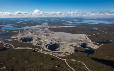 Dominion Diamond to sell Ekati Mine