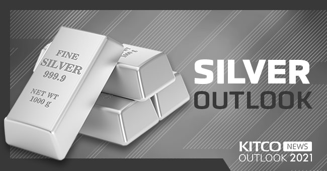 Silver price unlikely to hit $50 in 2021 but analysts still see potential to outshine gold 1