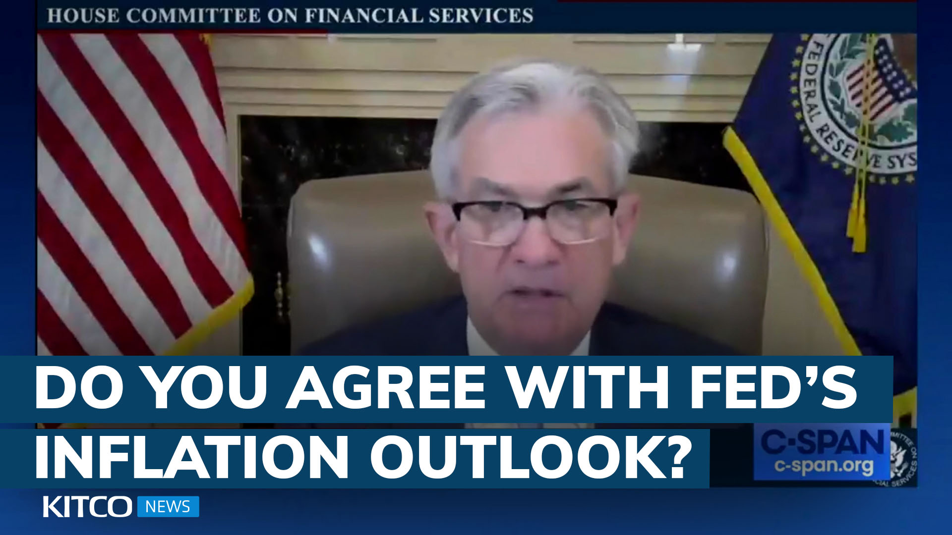 Fed Chair Jerome Powell says money printing doesn't lead to inflation - Kitco NEWS