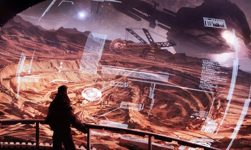 - shutterstock 621340529 min - Space mining is critical for terrestrial mining, here's why