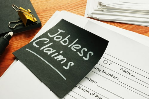 Jobless claims are at new pandemic lows after drop to 576000  image