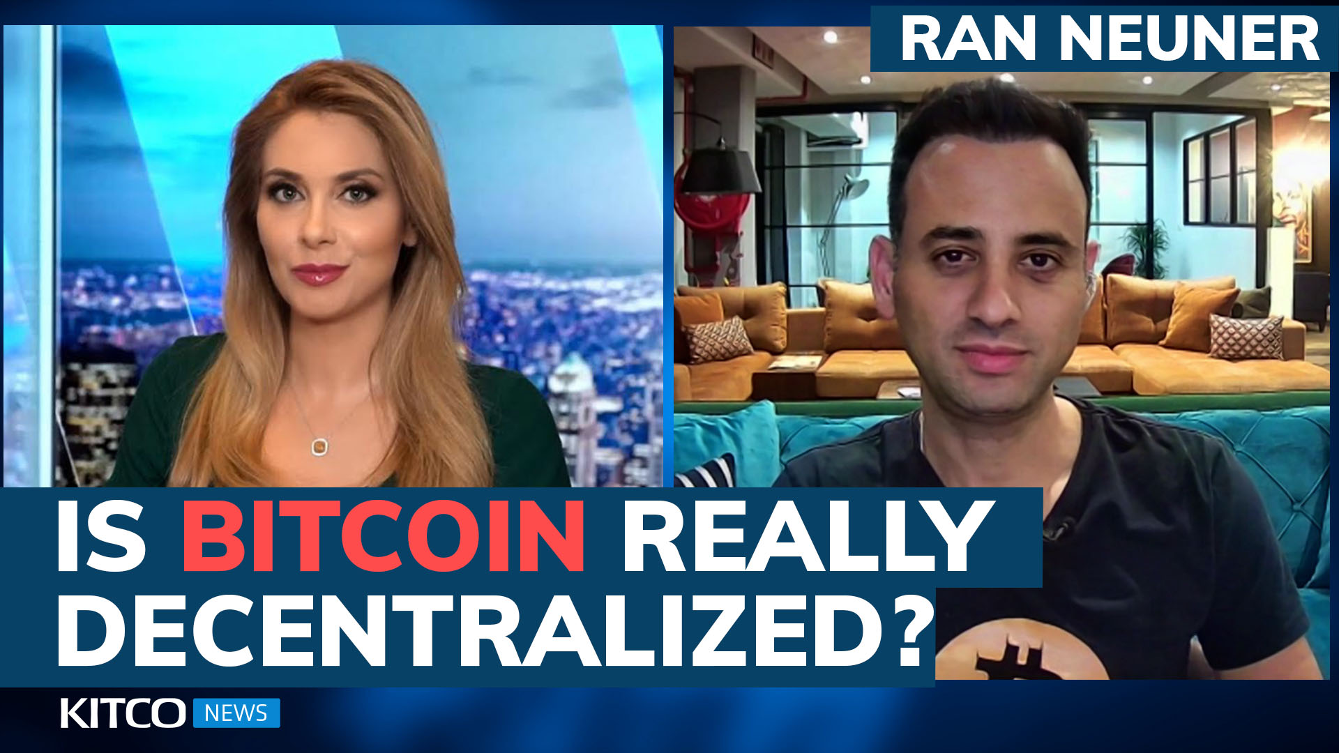 Is Bitcoin really decentralized? What triggered the 'biggest liquidation' in history - Ran Neuner - Kitco NEWS