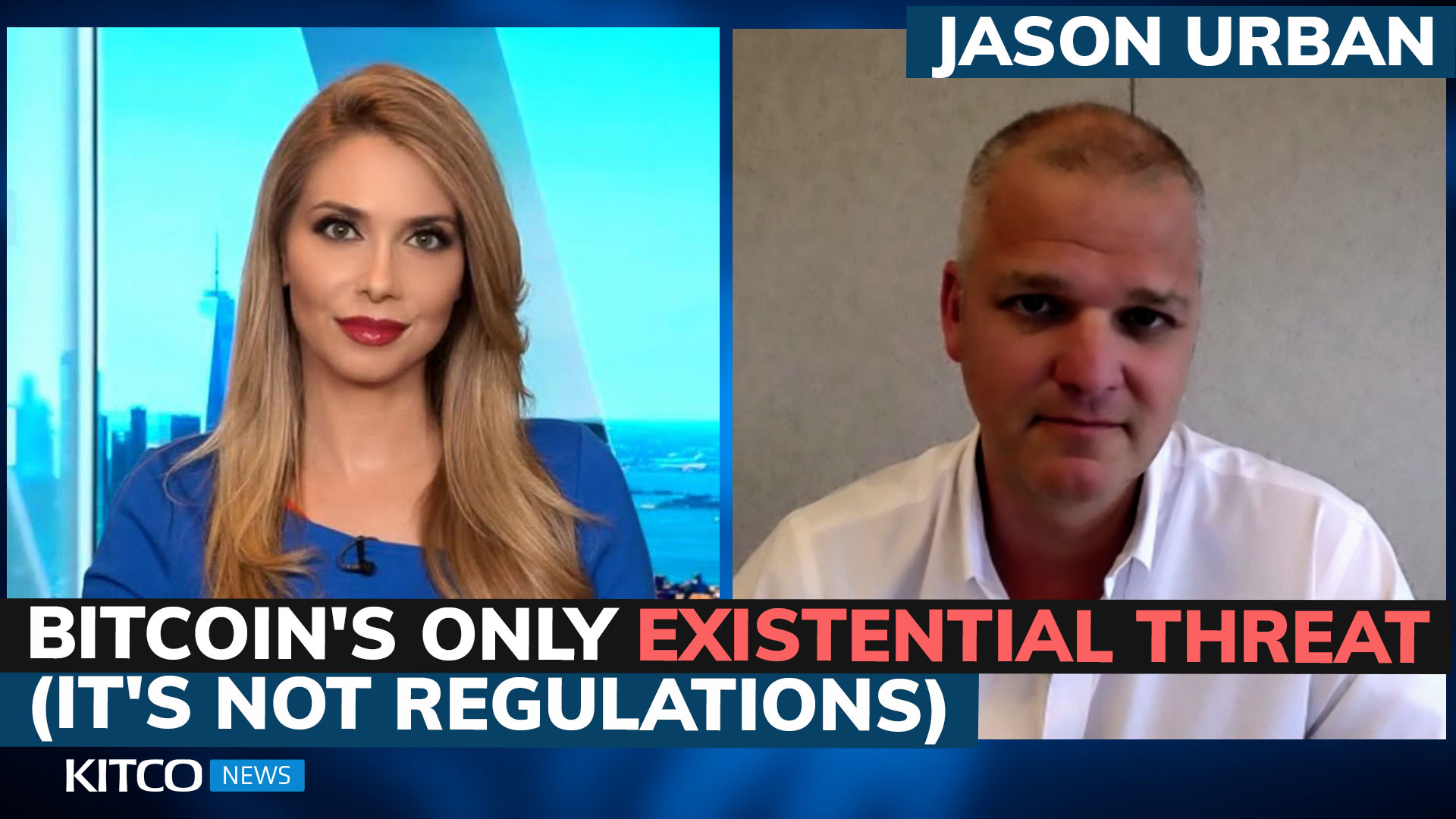 Bitcoin price to set new record by year-end, institutional money will flood in once this happens - Jason Urban