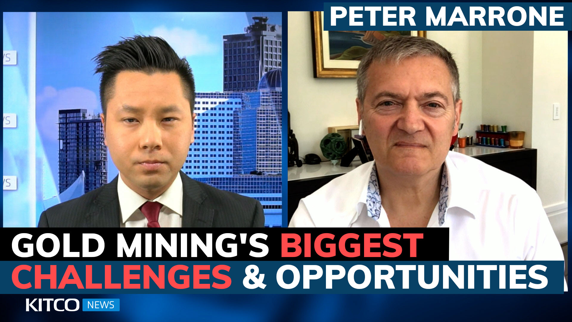 Are gold stocks set for explosive growth like last summer? Yamana exec Peter Marrone on challenges, opportunities