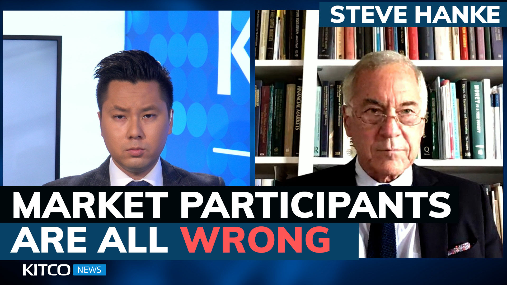 Why did Q2 GDP miss expectations? Steve Hanke on greatest anomalies in financial system proper now